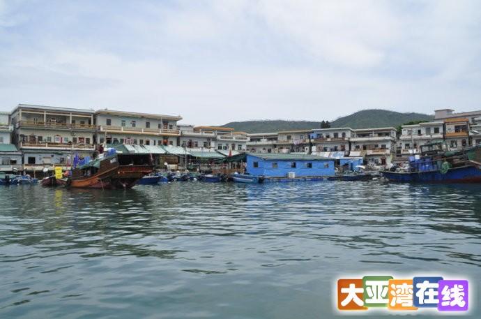 大亚湾东升渔村