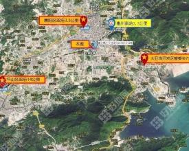 【8.7挂牌】惠州大亚湾挂牌转让1宗商住地,建面3万方,楼面起价1620元/