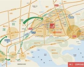 惠州珠江四季悦城项目精装修低单价洋房