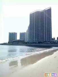 4A级旅游景点的一线海景房
