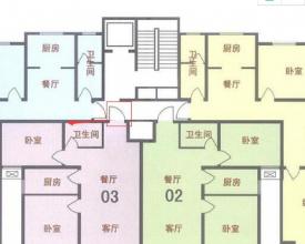 图文详解 教你怎么看户型的楼层平面图!
