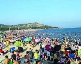 大亚湾国庆旅游市场火热 ,7天接待游客66.4万人次