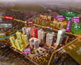 深圳龙岗金地龙城中央三期公寓详情