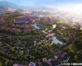 惠州哪里有温泉养生度假旅游景点?碧桂园润扬溪谷怎么样?