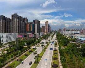 大亚湾全面对标深圳 交通+产业+生态+民生多维升级
