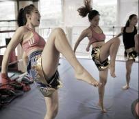 奖金百万!国内首档女子MMA综合格斗封闭式预选赛只是开始
