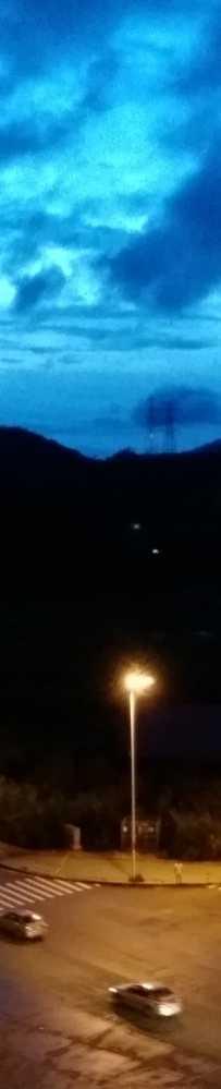 大亚湾的晚霞