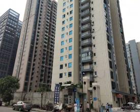 松岗桃花源创新公寓6栋花园小区新房