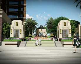 惠州最中心 市政广场旁 实用面积110%80做三房