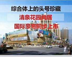 惠阳区最大的商业体