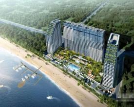 惠州一线海景房东能银滩黄金海岸线上一颗耀眼的明珠