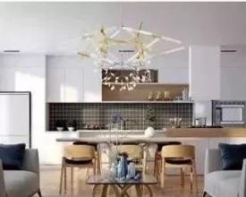 餐客厅连在一起怎么装修更实用美观?看这里